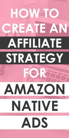 Increase affiliate income using an Amazon Native Ads Strategy for your blog. Finding the right combination can skyrocket earnings! via @ndcfullcircle