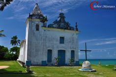 Santa Cruz Cabrália, Bahia, Brasil - Igreja N.S. da Conceição
