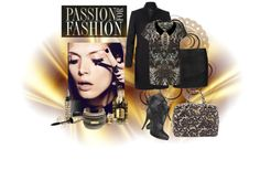 """""""Passion for Fashion"""" by elena-indolfi ❤ liked on Polyvore"""