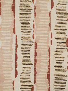 Thomas Callaway for Holland & Sherry - Dada Stripe in Rose