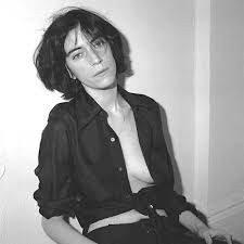 Image result for young patti smith