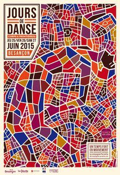 Jours de Danse 2015 – atelier Midi à 14h