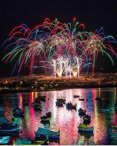 Marsaxlokk at Fireworks Festival Apr14