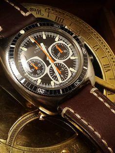 FS: DUGENA Chronograph 20ATM Valjoux 7736