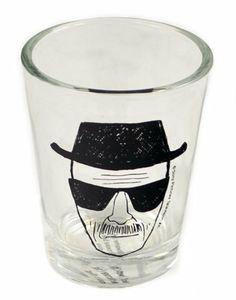 Breaking Bad Shot Glass HEISENBERG, http://www.amazon.com/dp/B00B8YDX4M/ref=cm_sw_r_pi_awdm_vJx.sb1V69QS7