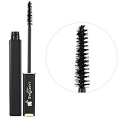 Lancome Definicils High Definition Mascara. This little beauty is expensive ($25) but oh-so-worth-it. It's has a bit more liquid in it (which is one of the reasons it goes on so well!) so this means DON'T BLINK too extravagantly until it dries!