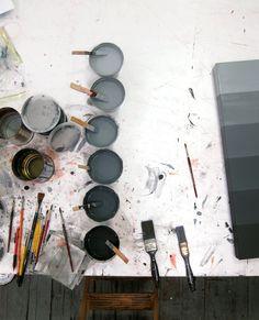 Inspiration Monday: Cozy Gray Palette