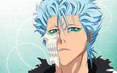 Télécharger fonds d'écran Grimmjow Jaegerjaquez, les personnages de l'anime, du manga, de l'eau de Javel