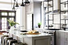 11 kitchen design dilemmas and solutions—Whether or not you're a culinary wonder, having a kitchen you love is always high on the real estate wish list. With all its functional needs, it can be difficult to find your dream space, but that doesn't mean you can't make it your own.