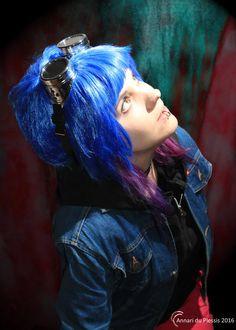 Ramona Flowers, Cosplay, Facebook, Fictional Characters, Fashion, Moda, Fashion Styles, Fantasy Characters, Fashion Illustrations