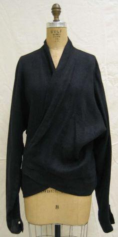Yohji Yamamoto Shirt 1980s
