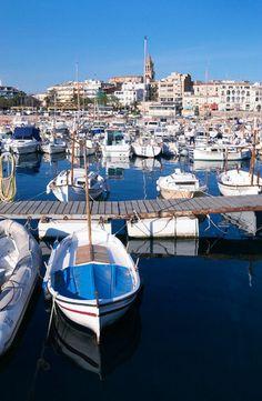Palamos, Costa Brava, Girona province, Catalonia.