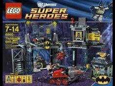 LEGO DC Universe Super Heroes Batman: Arkham Asylum Breakout Set 10937 Review - YouTube