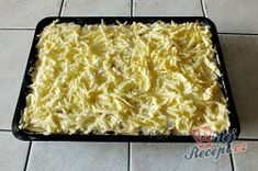 Scattered cup cake with apples Top-Rezepte. Apple Pie, Macaroni And Cheese, Pudding, Tasty, Cake, Apples, Ethnic Recipes, Food, Top Recipes