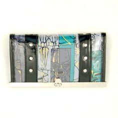 Tiki Blue Shaheen Wallet