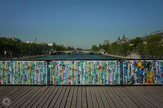 Melting Love Locks (Pont des Arts)