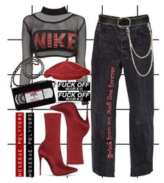 """❝ TOO REAL — JUST MUSIC ❞"" by wokebae ❤ liked on Polyvore featuring Forum, Wet Seal, Forever 21 and CO"