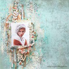 Handmade by Nadya Drozdova: Первая работа для Фабрики212 и новое лицо моего блога!!!)))