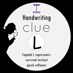 Handwriting Clue: T Forensic Psychology, Improve Handwriting, Handwriting Analysis, How To Read People, Palm Reading, Teacher Binder, Social Awareness, Palmistry, Decoding