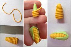 Полезные советы » Поделки из пластилина. Идеи для детского творчества. (Фото)