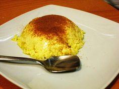 Flanes de manzana en el micro | Cocinar en casa es facilisimo.com