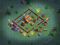 Star Designs Clash Of Clans Layouts Clash Of C