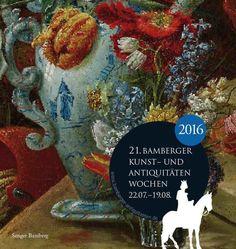 Der Countdown zu den 21. Bamberger Kunst-und Antiquitätenwochen hat begonnen! In der mittelalterlichen Domstadt Bamberg machen sich Kunst- und Antiquitätenhändler bereit für eine Kulturveranstaltung der Extraklasse: Sie veranstalten gemeinsam die Bamberger Kunst- und Antiquitätenwochen. Schirmherr ist Oberbürgermeister Andreas Starke. Im Umkreis von circa 500 Metern liegt unterhalb des Domberges das [...]