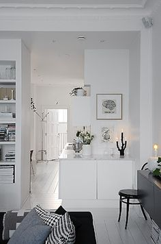 Lovely blog with inspiring ideas for the home!