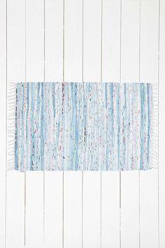 Strukturierter Teppich in harmonischen Farben, 2 x 3 Fuß
