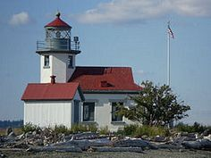 Point Robinson Lighthouse | Seattle and Sound.  Nice park and trails also