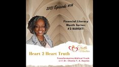 Episode #14 Chonta Haynes Budgeting with Benefits