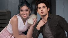 Nadine Lustre and James Reid Are The Newest Models Of Parisian And Milanos!
