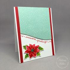 Mel's Card Corner | CASEing Christmas - Day 3
