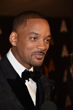 Pin for Later: Stars Get All Glammed Up For the Governors Awards  Pictured: Will Smith
