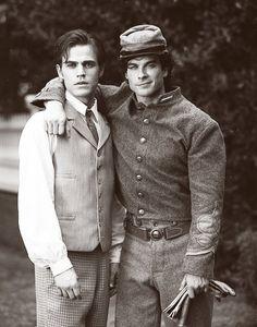 Ian & Paul / Damon & Stefan