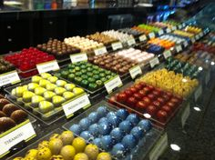 Norman Love chocolates - Yummy desserts too (Fort Myers Area, FL)