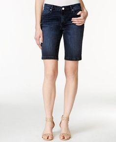 Calvin Klein Jeans City Shorts - Shorts - Women - Macy's