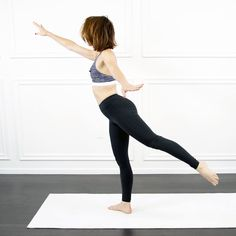 10-Minute Leg-Toning Workout From Selena Gomez's Trainer