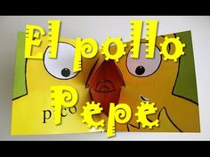 El Pollo PEPE - Cuento - YouTube                                                                                                                                                     Más Bible Study Journal, Teaching Spanish, S Stories, Free Personals, Childrens Books, Youtube, Children's Library, Short Stories, Activities For 3 Year Olds