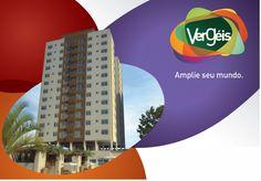 """Com o conceito """"Amplie seu mundo"""", iniciamos em 2011  a campanha do Vergéis, um empreendimento de nosso cliente Nex Group"""