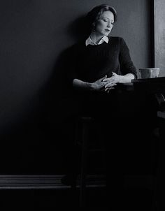 """"""" Carrie Coon photographed by Jennifer Avello """""""