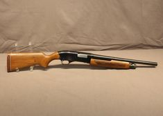 """Item # 3 -- Winchester model 1200 12Ga (2.75"""" chamber) semi-automatic shotgun with a 18"""" barrel, wood stock, checkered foregrip, rubber butt pad. Serial 416338. There is a $25 transfer fee per long gun. There is a $35 transfer fee per hand gun. The fee is only $20 if you fail the background check. If you fail, you are still required to make payment and then reconsign the gun to auction. Winchester Shotgun, Kimber Micro, Pump Action Shotgun, Bolt Action Rifle, Shotguns, Paintball, Revolver, Airsoft, Hand Guns"""