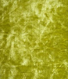 Nakuru Velvet Fabric Lustrous velvet in acidic Chartreuse.  Suitable for Upholstery, Soft Furnishing and curtains.