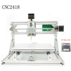 CNC 2418 GRBL control Diy CNC machineworking area 24x18x4.5cm3 Axis Pcb Pvc Milling machineWood RouterCarving Engraverv2.5 (32704119622)  SEE MORE  #SuperDeals