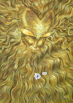 El arte surrealista de Moebius > Choosa.net