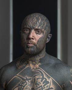 Check Out 20 Awesome Face Tattoo Designs. A tattoo on your face will make it a point of attraction and people will look at it. We are going to introduce our readers with some other good examples of Awesome Face Tattoo Designs. Face Tattoos For Men, Facial Tattoos, Weird Tattoos, Tattoo Women, Black Tattoos, Body Art Tattoos, Tribal Tattoos, Tattoos For Guys, Portrait Tattoos