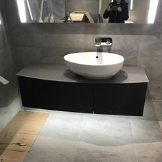Sink style for ensuite 5