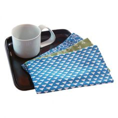 """Assorted Japanese Towel """"Tenugui"""" : Traditional -A (set of 3)"""