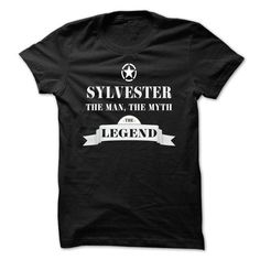 SYLVESTER, the man, the myth, the legend - #baby gift #retirement gift. GET IT => https://www.sunfrog.com/Names/SYLVESTER-the-man-the-myth-the-legend-bjvljknwyw.html?68278