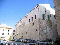 Restauro delle carceri a palazzo Steri a Palermo